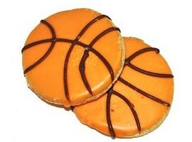 Basketball Dog Toys & Jerseys