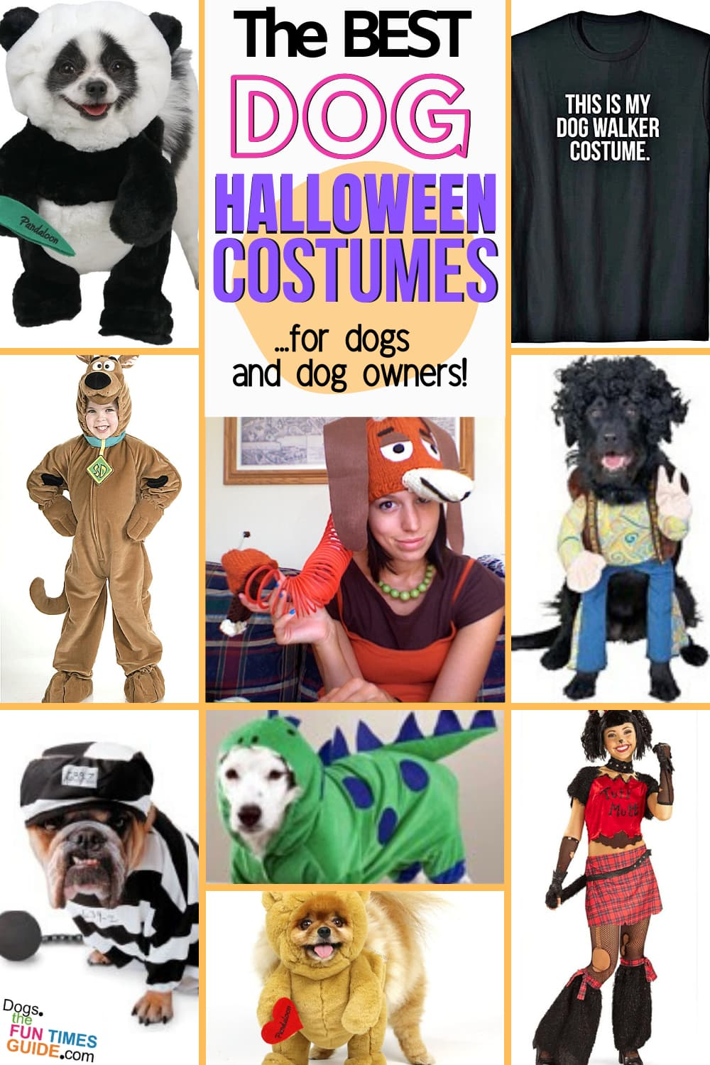 Best Halloween Costumes For Dogs, Their Owners & Dog Lovers