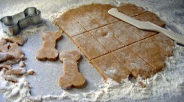 Easy Recipe For Homemade Dog Treats