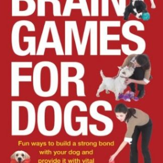Dogs need to be constantly motivated and challenged in order to improve their problem-solving skills. These brain games for dogs ROCK!