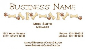 dog-bones-business-cards