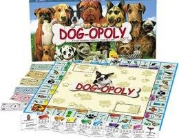 Dogopoly : A Fun Game For Dog Lovers