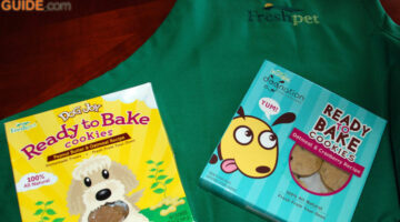Homemade Dog Treats: My Review Of All Natural Freshpet Ready To Bake Cookies For Dogs