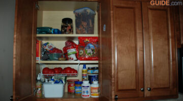 Kitchen Dog Food Storage Ideas: See How This Organized Pet Mom Stores All The Dog Treats & Dog Food