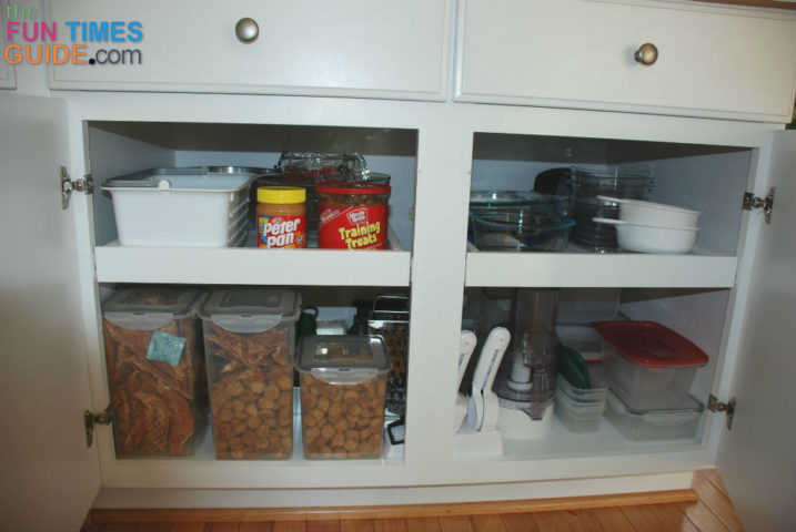 Dog Proof Kitchen Cabinets