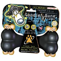 Kong toy goodie bone.