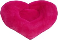 Fun Heart-Shaped Dog Beds