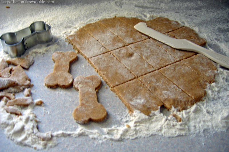 Recipes for homemade dog biscuits